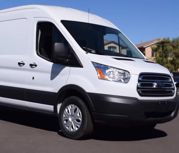 2012 Ford Transit Connect Refrigeration Mini Cargo Van: Ford Transit Cargo Van Rentals