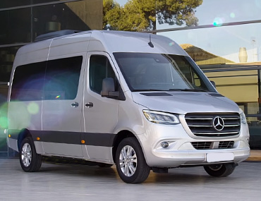 Mercedes-Benz Sprinter Vans
